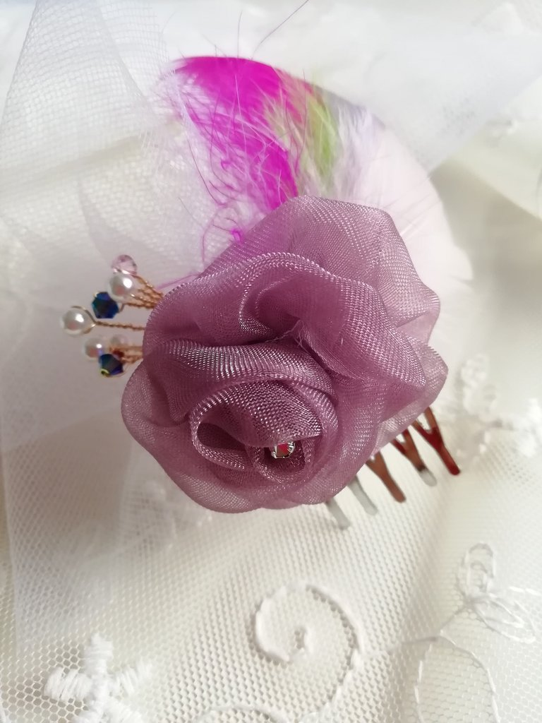 Pettine  sposa /cerimonia