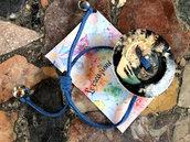 Bracciale Bottone The Mask