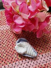 Stampo cornucopia marina in gomma siliconica professionale da colata