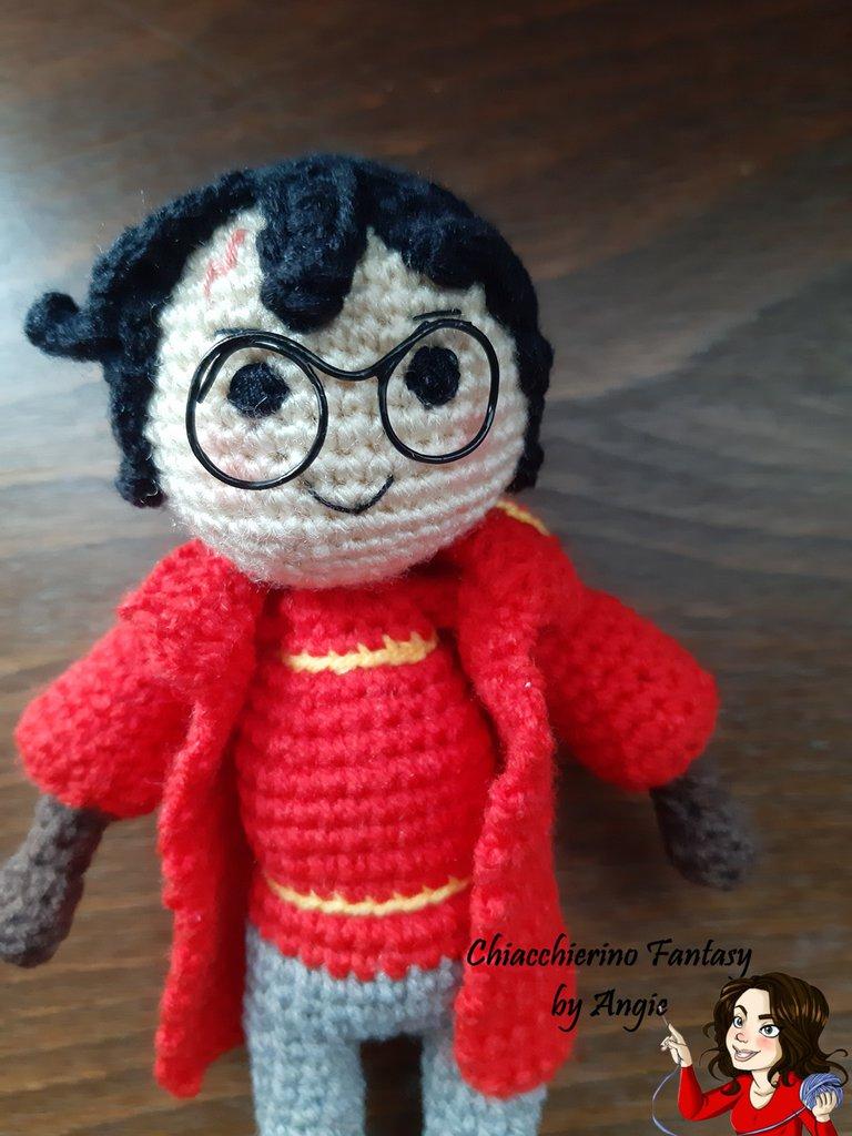 Harry Potter Quidditch - Collection Amigurumi