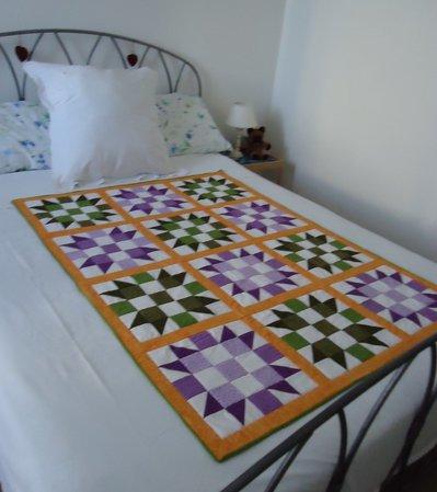 coperta plaid patchwork