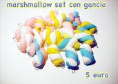 Marshmallow set con gancio