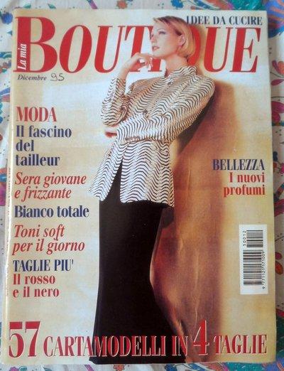 RIVISTA *LA MIA BOUTIQUE* 12/95