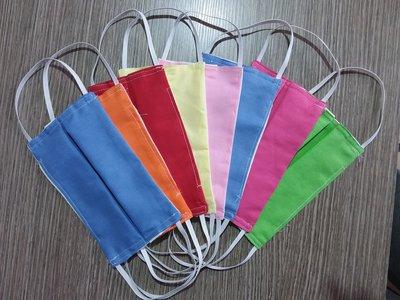 SPEDIZIONE GRATUITA stock 4 Mascherine sartoriali lavabili in cotone doppio strato riutilizzabile con tasca per filtro