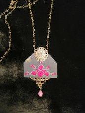 collana tradizionale , collana etnica , gioielli etnici originali