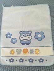Asciugamanino di spugna