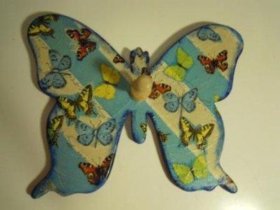 Attaccapanni Farfalla