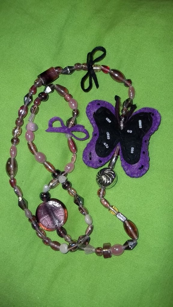 """Collana """"Butterfly"""""""