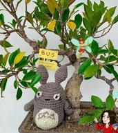 PATTERN/SCHEMA Totoro Amigurumi