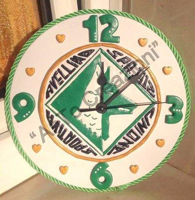 orologio squadre personalizzato