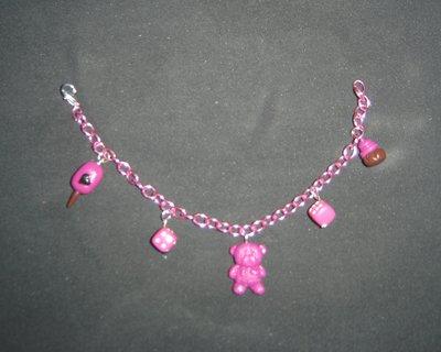 bracciale pink