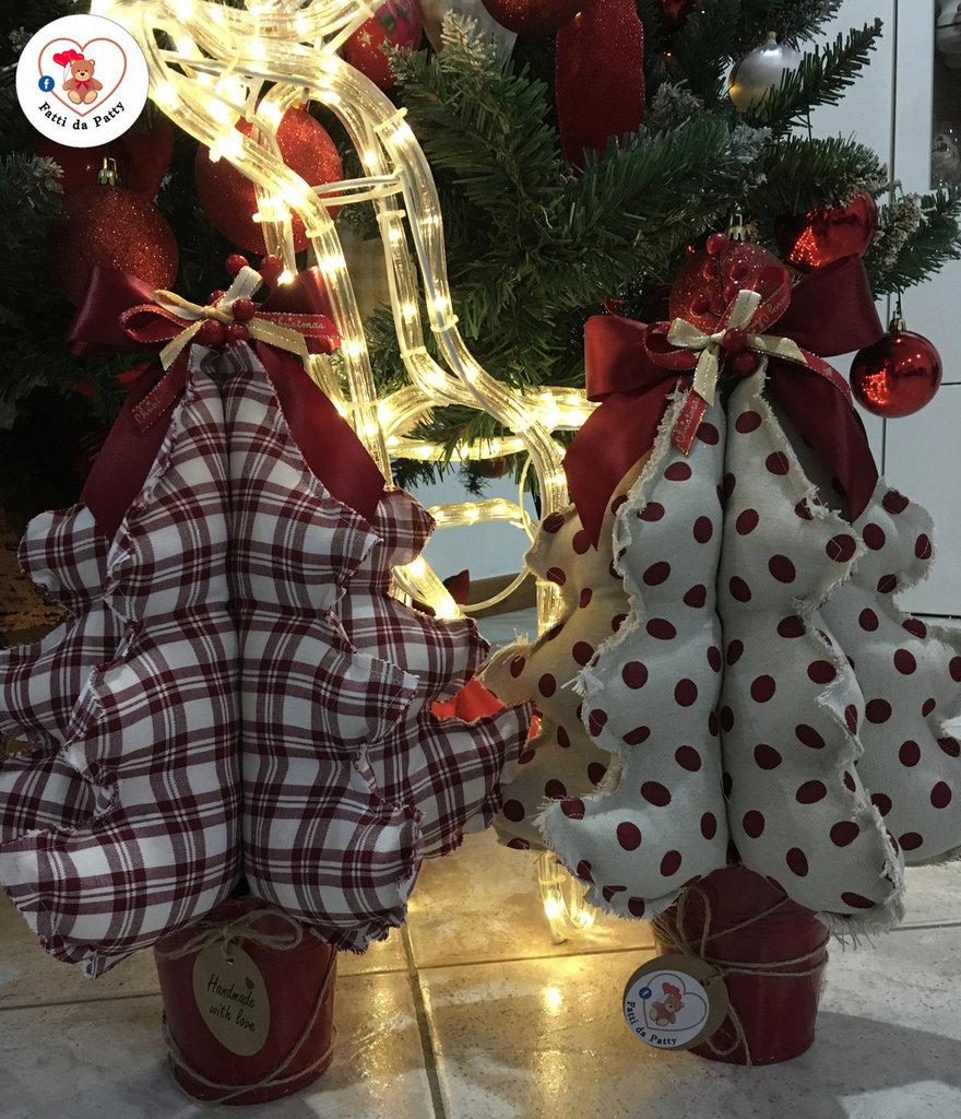 Alberi di Natale Imbottiti