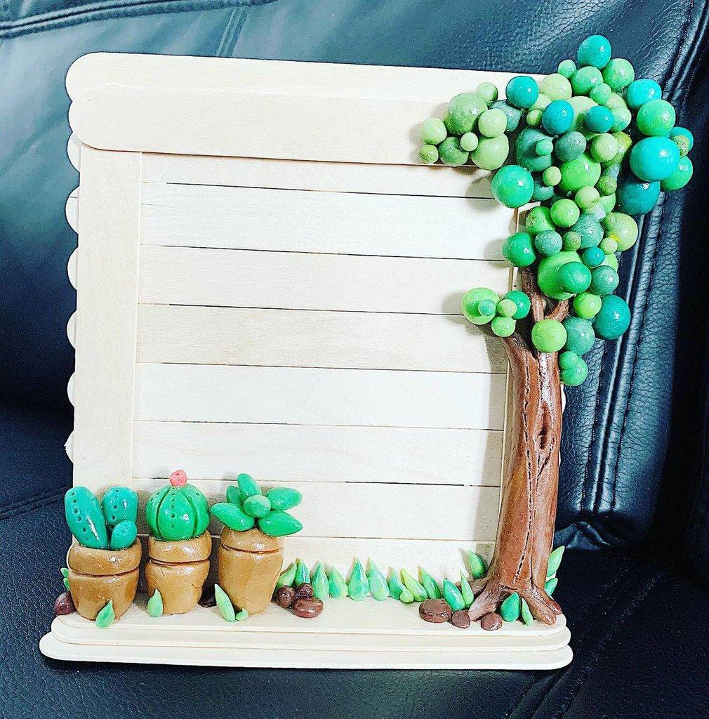 Cornice Natura Verde