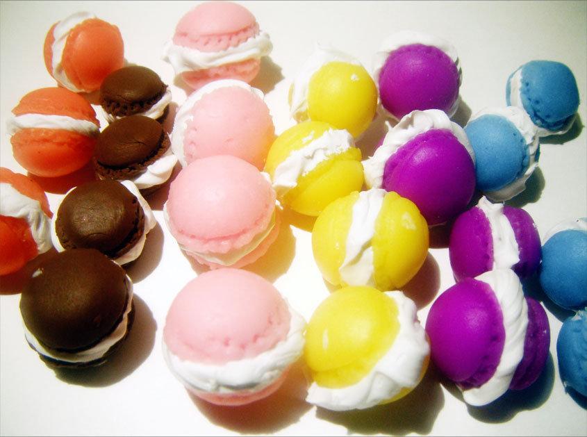 Macaron Parts