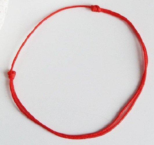 Bracciale minimalista colorato portafortuna