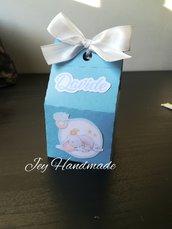 Scatolina Dumbo festa compleanno caramelle confetti segnaposto