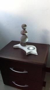 lampada da tavolino, porta lampada, ideale regalo per casa nuova