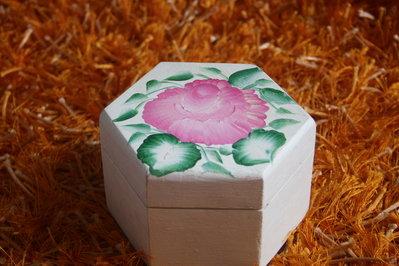 scatolina dipinta