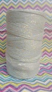 Cordino Thai polvere lamè oro
