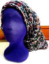 MAGIC HAT Girocollo-Cappello lungo