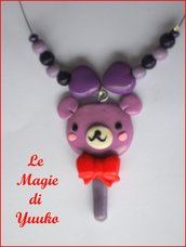 Collana Lollipop bear