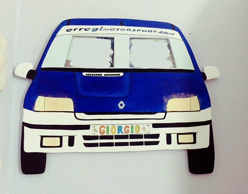 Cornice Automobile da corsa