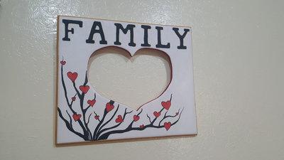 Cornice Foto di Famiglia