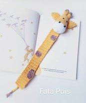 #Segnalibro Giraffa su misura