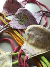 Mascherina di cotone per bambini