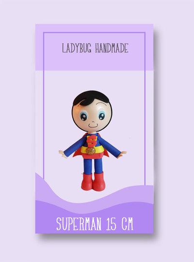 Tutorial pdf Superman mini 15 cm
