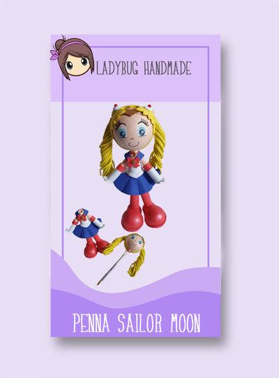 Tutorial pdf fofucha penna Sailor Moon