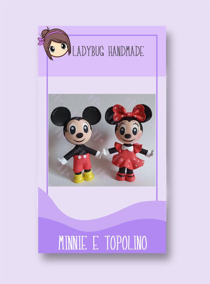 Tutorial pdf Topolino e Minnie