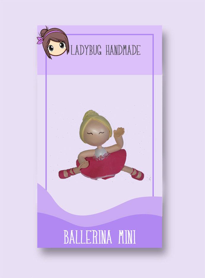 Tutorial pdf fofucha ballerina mini