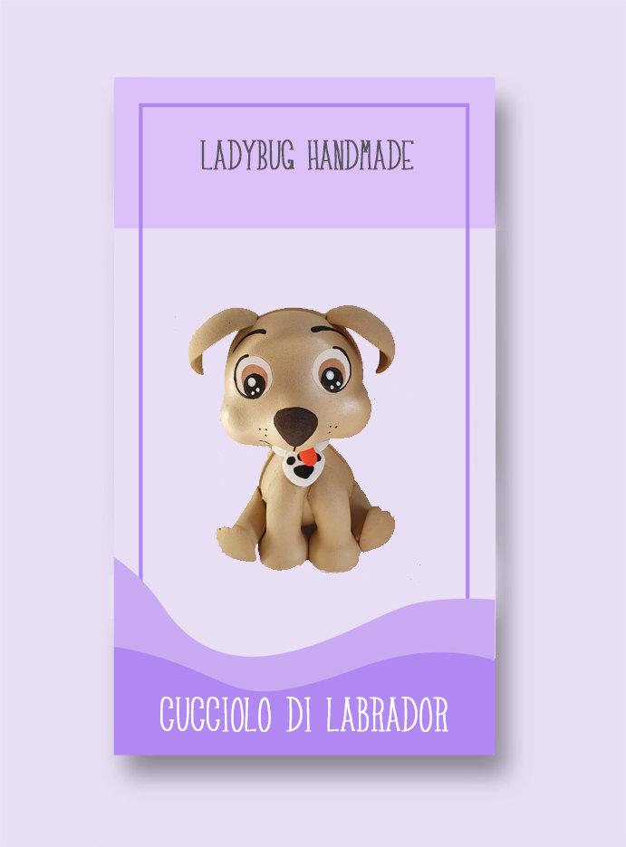 Tutorial pdf cucciolo di labrador