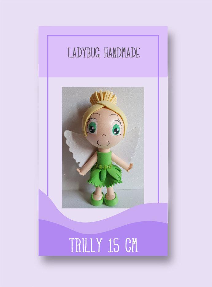 Tutorial pdf mini fatina Trilly