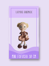 Tutorial PDF mini Fofucha 10 cm