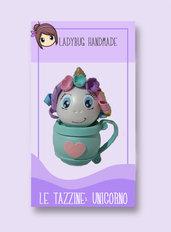 Tutorial PDF Tazzina Unicorno