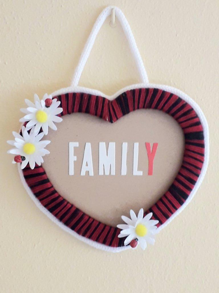 Fuoriporta family heart