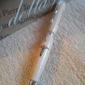 Penna personalizzata in Acero, super offerta a breve termine