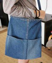 Borsa in jeans