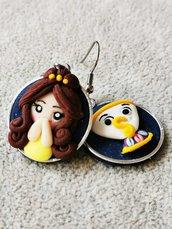 Orecchini Belle e Chicco