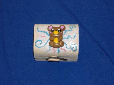 scatolina orsetto