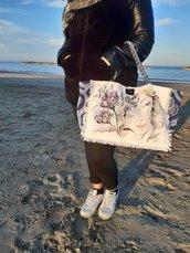 Viola Shopping Bag