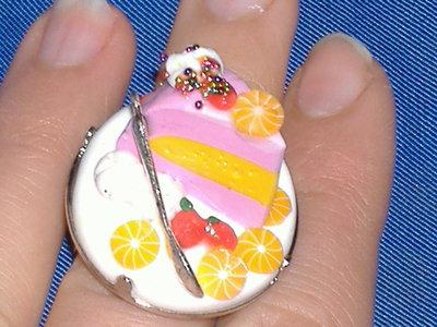 anello torta