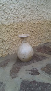 Vaso ceramica anticato