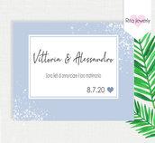 inviti matrimonio,  Invitation Wedditing, Party Invitation,  Invito digitale matrimonio, Festa tema,  Invito digitale Battesimo,