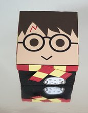 Box explosion Harry Potter