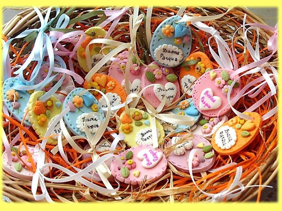 Uova pasquali auguri buona pasqua feste pasqua di valentina su misshobby - Oggetti simpatici per la casa ...