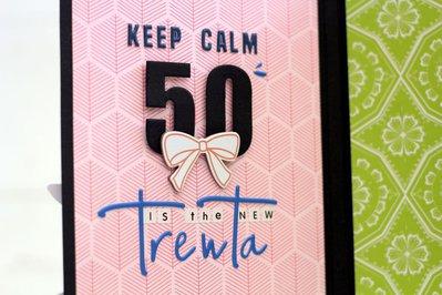 Card 50 anni
