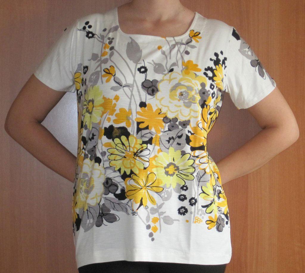 Maglietta in cotone #23944